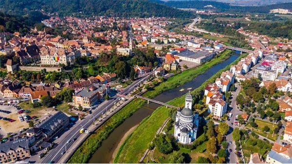 """Altimate va implementa proiectul care asigură """"undă verde"""" în traficul din Sighișoara"""