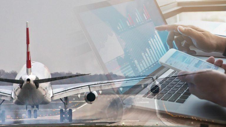 Sistem de management al zborurilor comerciale