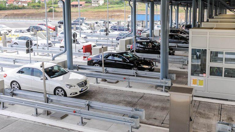 Sistem de taxare pentru autostrăzi