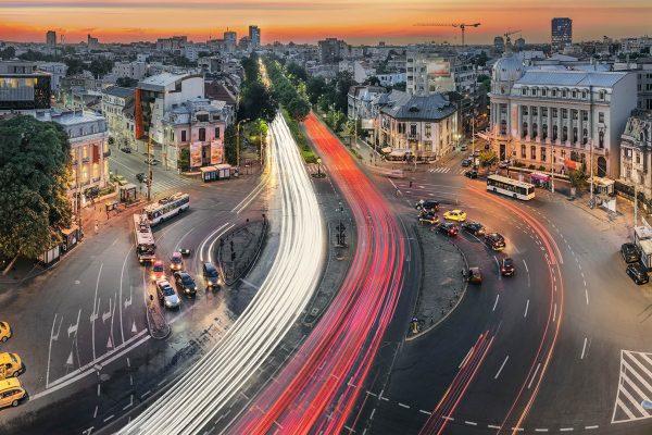Managementul traficului urban